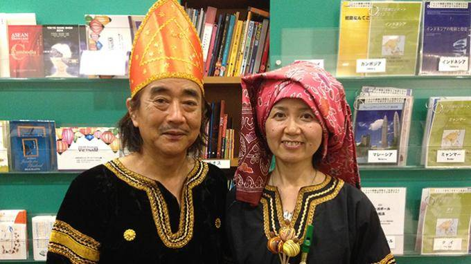 orang-jepang-menikahi-gadis-minang-katsu-mizumachi-dan-istrinya-miho-mizumachi