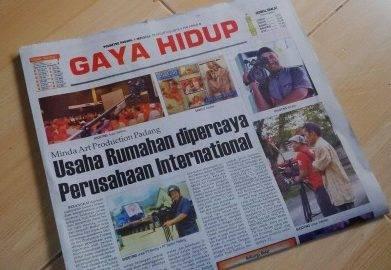 Cameramen Panggilan Freelance Padang