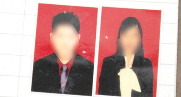 TERANCAM BATAL: Pas foto DMD dan MMP sebagai persyaratan administrasi pernikahan tercatat di KUA Padang Timur.