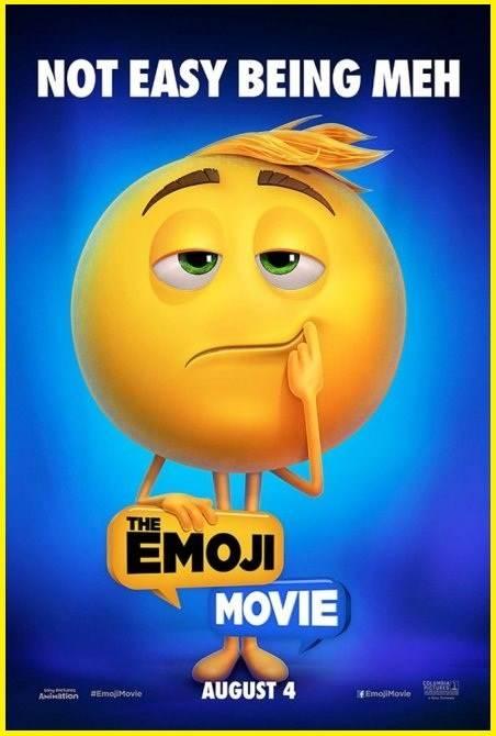 film animasi terbaru, film emoji, film icon, film sticker emoticon,