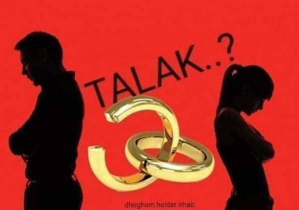 Cerai Talak dan Biaya Cerai Tanpa Sidang dari Pihak Istri