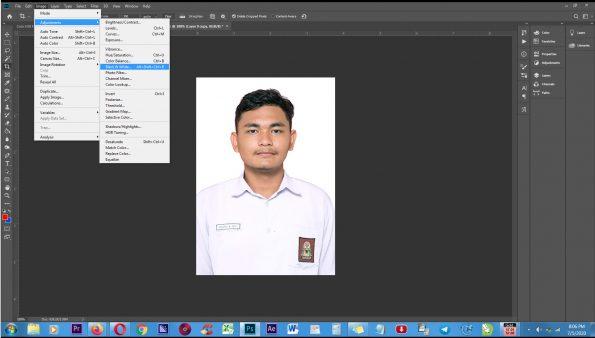 Cara Edit Foto Hitam Putih dengan Photoshop (1)