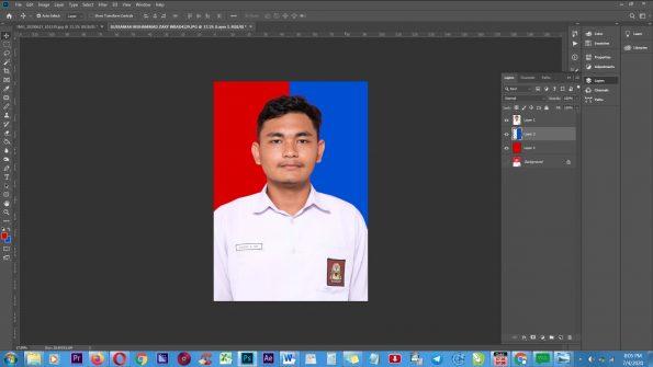 Cara Edit Pas Foto dengan Photoshop (6-1)