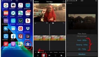 Cara Membuat Video Slow Motion di HP Android dan iPhone
