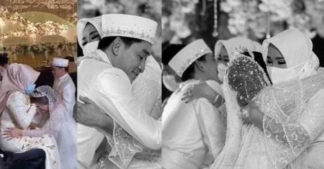 Ifan Seventen Tak Bisa Menahan Air Mata Saat Lihat Orangtua Almarhumah Dylan Sahara Hadiri Pernikahan